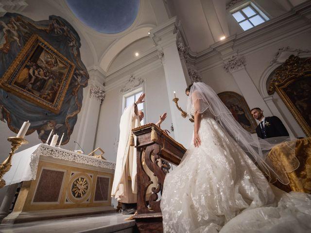 Il matrimonio di Massimiliano e Jennifer a Tavoleto, Pesaro - Urbino 19