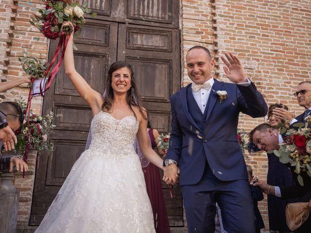 Il matrimonio di Massimiliano e Jennifer a Tavoleto, Pesaro - Urbino 21