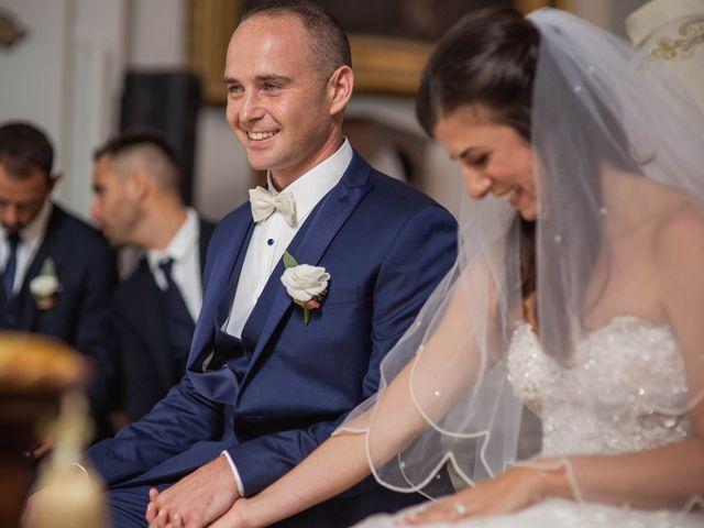 Il matrimonio di Massimiliano e Jennifer a Tavoleto, Pesaro - Urbino 25