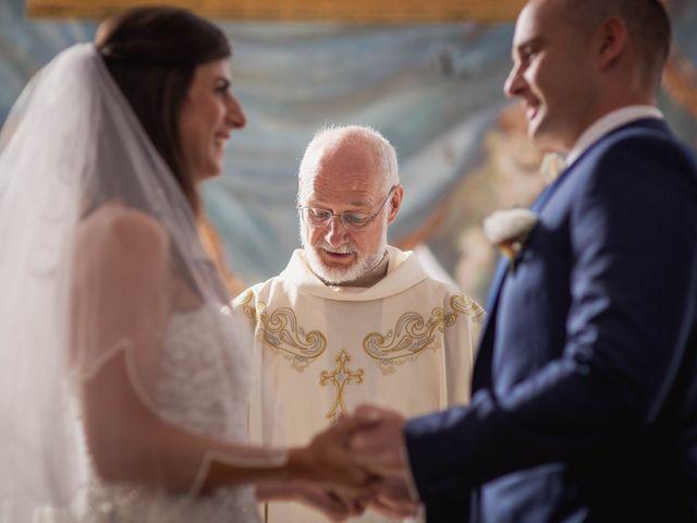 Il matrimonio di Massimiliano e Jennifer a Tavoleto, Pesaro - Urbino 27