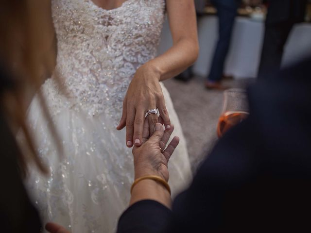 Il matrimonio di Massimiliano e Jennifer a Tavoleto, Pesaro - Urbino 35