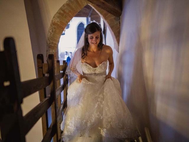 Il matrimonio di Massimiliano e Jennifer a Tavoleto, Pesaro - Urbino 37