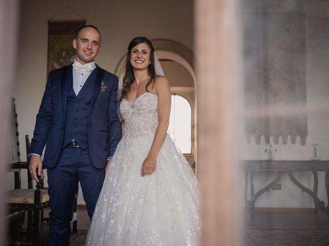 Il matrimonio di Massimiliano e Jennifer a Tavoleto, Pesaro - Urbino 39