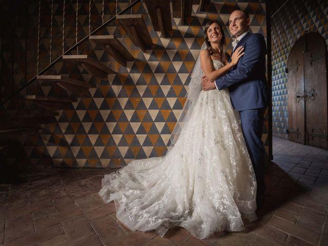 Il matrimonio di Massimiliano e Jennifer a Tavoleto, Pesaro - Urbino 41