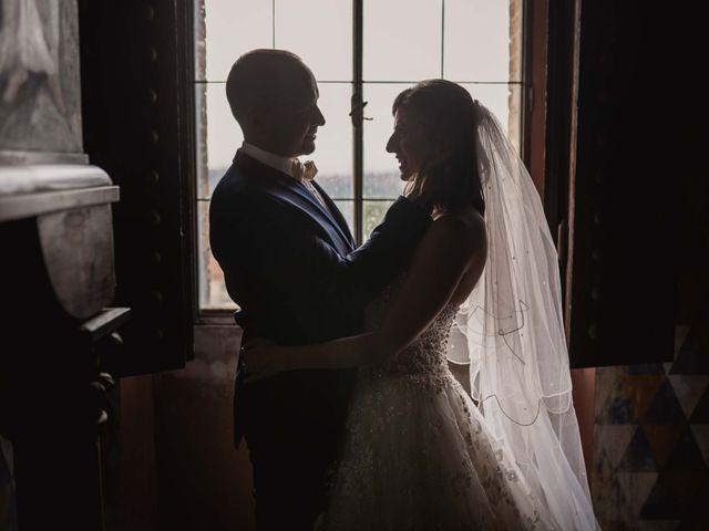 Il matrimonio di Massimiliano e Jennifer a Tavoleto, Pesaro - Urbino 42