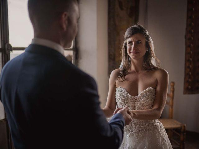 Il matrimonio di Massimiliano e Jennifer a Tavoleto, Pesaro - Urbino 43