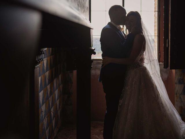 Il matrimonio di Massimiliano e Jennifer a Tavoleto, Pesaro - Urbino 45