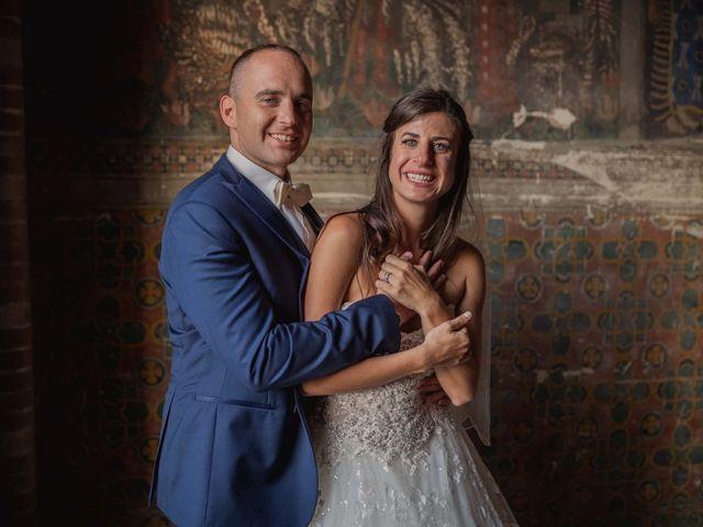 Il matrimonio di Massimiliano e Jennifer a Tavoleto, Pesaro - Urbino 46