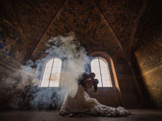 Le nozze di Jennifer e Massimiliano