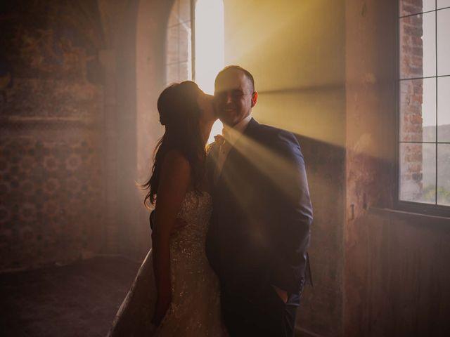 Il matrimonio di Massimiliano e Jennifer a Tavoleto, Pesaro - Urbino 51
