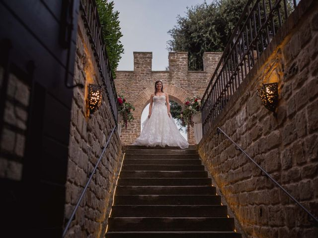 Il matrimonio di Massimiliano e Jennifer a Tavoleto, Pesaro - Urbino 54