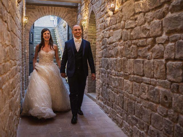 Il matrimonio di Massimiliano e Jennifer a Tavoleto, Pesaro - Urbino 55