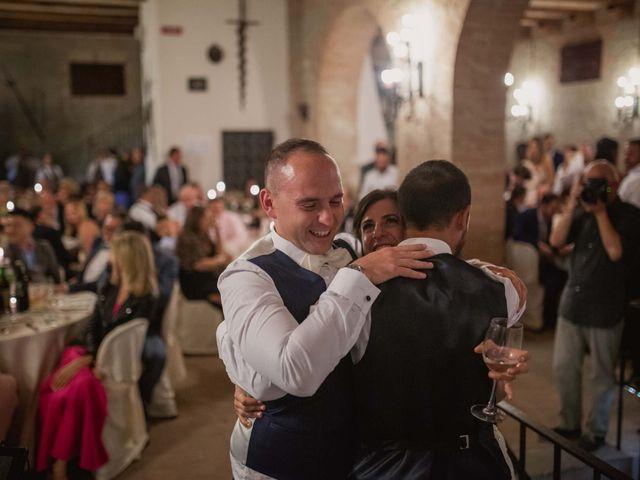 Il matrimonio di Massimiliano e Jennifer a Tavoleto, Pesaro - Urbino 56