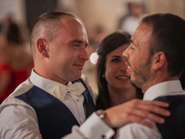 Il matrimonio di Massimiliano e Jennifer a Tavoleto, Pesaro - Urbino 57