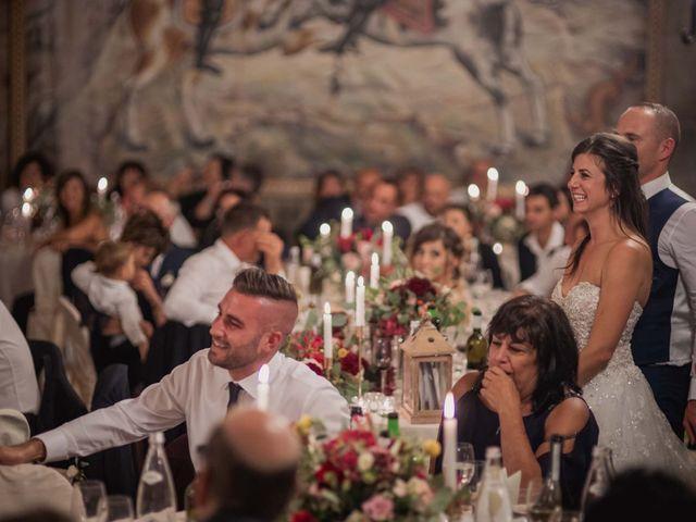 Il matrimonio di Massimiliano e Jennifer a Tavoleto, Pesaro - Urbino 58