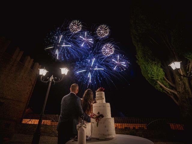 Il matrimonio di Massimiliano e Jennifer a Tavoleto, Pesaro - Urbino 63