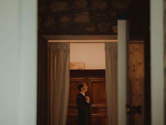 Il matrimonio di Raffaello e Sarah a Firenze, Firenze 18