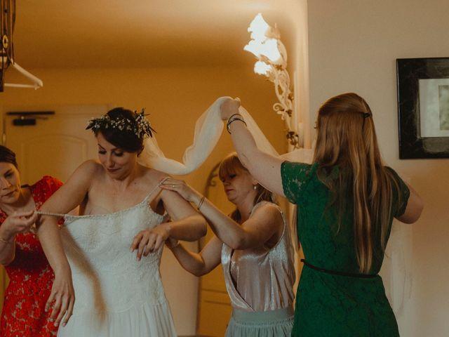 Il matrimonio di Raffaello e Sarah a Firenze, Firenze 21
