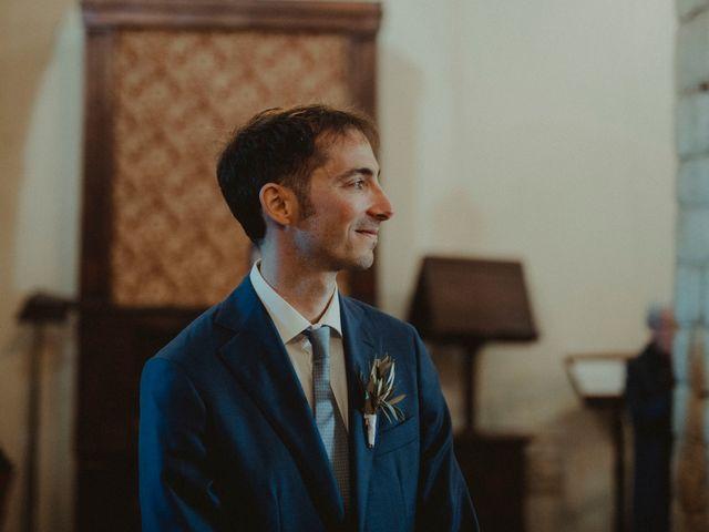 Il matrimonio di Raffaello e Sarah a Firenze, Firenze 39