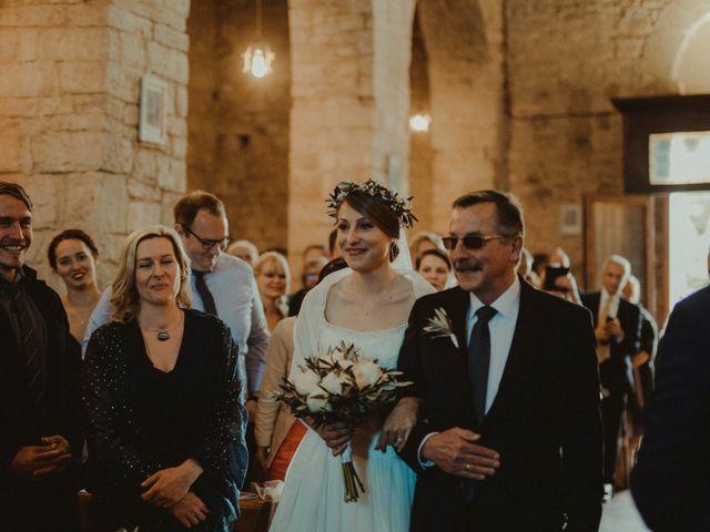 Il matrimonio di Raffaello e Sarah a Firenze, Firenze 40