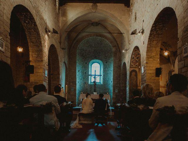 Il matrimonio di Raffaello e Sarah a Firenze, Firenze 43