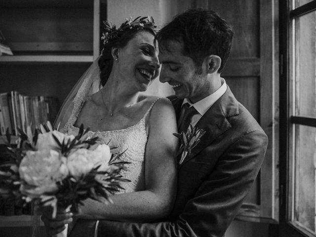 Il matrimonio di Raffaello e Sarah a Firenze, Firenze 70