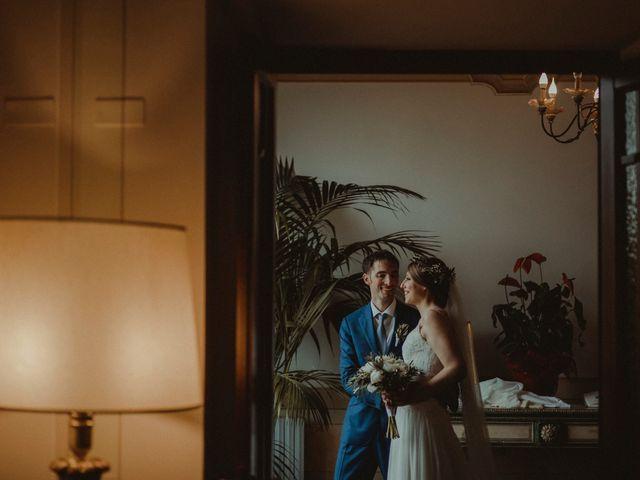 Il matrimonio di Raffaello e Sarah a Firenze, Firenze 78