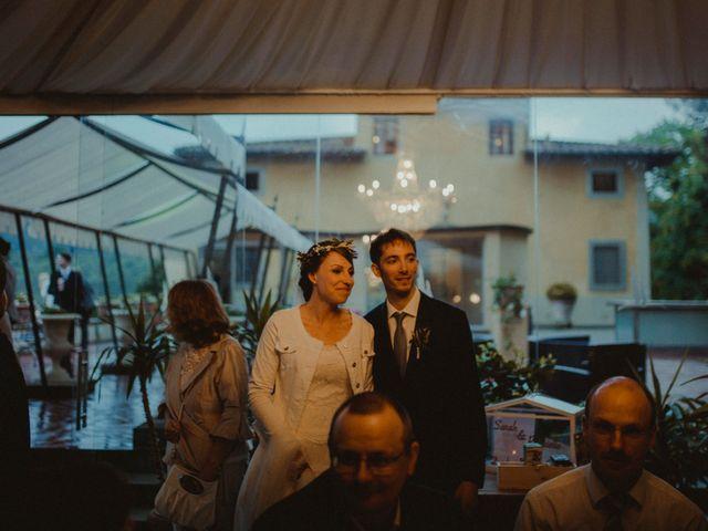 Il matrimonio di Raffaello e Sarah a Firenze, Firenze 89