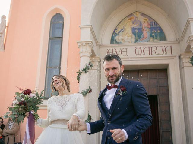 Il matrimonio di Manuele e Francesca a Ravenna, Ravenna 55
