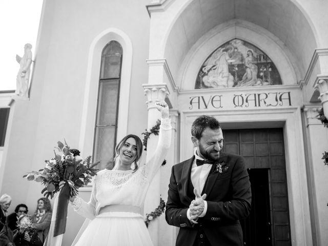 Il matrimonio di Manuele e Francesca a Ravenna, Ravenna 56