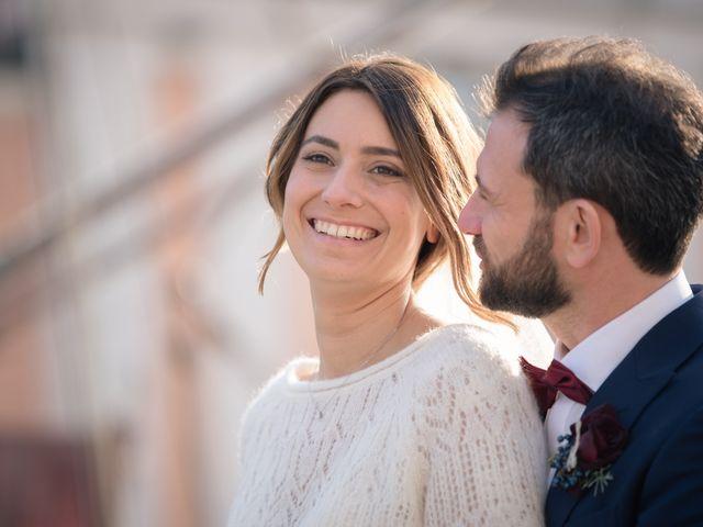 Il matrimonio di Manuele e Francesca a Ravenna, Ravenna 65