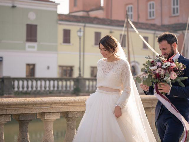 Il matrimonio di Manuele e Francesca a Ravenna, Ravenna 66