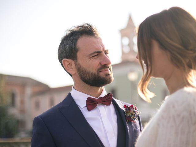 Il matrimonio di Manuele e Francesca a Ravenna, Ravenna 69