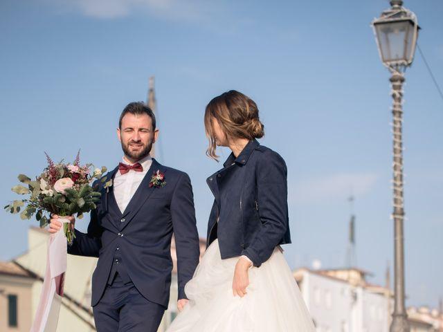 Il matrimonio di Manuele e Francesca a Ravenna, Ravenna 73
