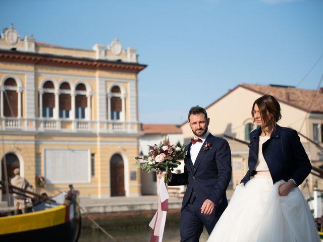Il matrimonio di Manuele e Francesca a Ravenna, Ravenna 74