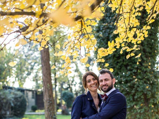Il matrimonio di Manuele e Francesca a Ravenna, Ravenna 78