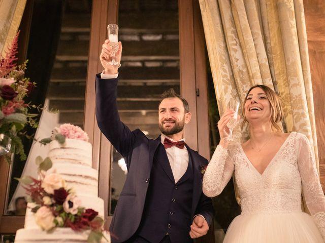 Le nozze di Francesca e Manuele