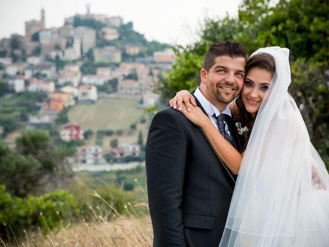 Il matrimonio di Diana e Alessandro a Martinsicuro, Teramo 39