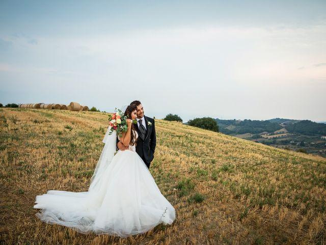 Il matrimonio di Diana e Alessandro a Martinsicuro, Teramo 44