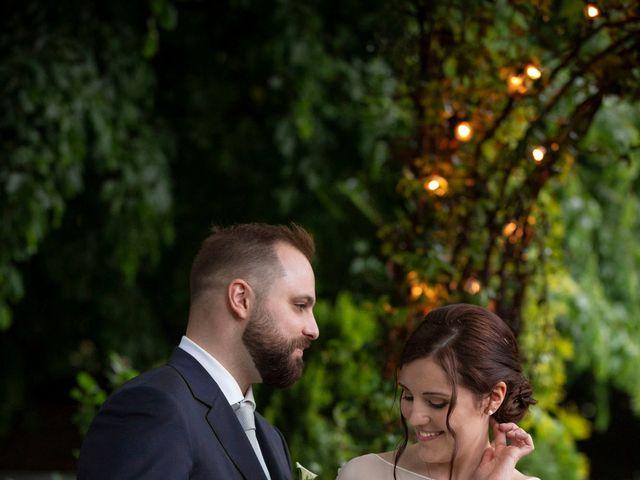 Il matrimonio di Valerio e Elisabetta a Castelletto sopra Ticino, Novara 71
