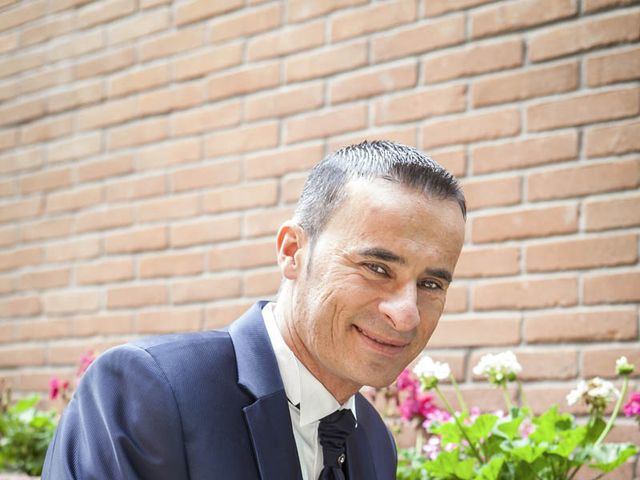 Il matrimonio di Andrea e Monica a Inzago, Milano 12