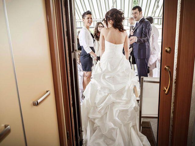 Il matrimonio di Andrea e Monica a Inzago, Milano 27