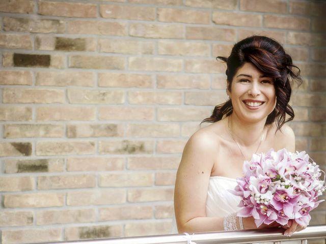 Il matrimonio di Andrea e Monica a Inzago, Milano 30