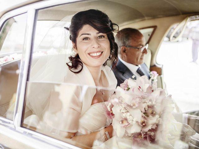 Il matrimonio di Andrea e Monica a Inzago, Milano 33