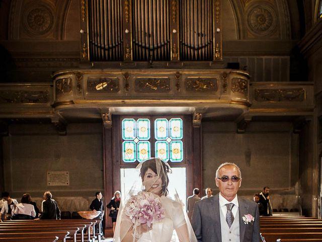 Il matrimonio di Andrea e Monica a Inzago, Milano 34