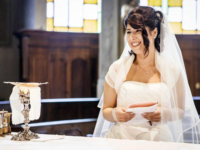 Il matrimonio di Andrea e Monica a Inzago, Milano 42