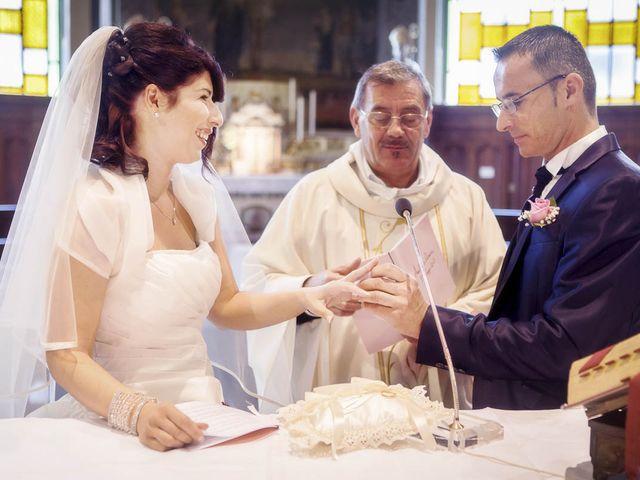 Il matrimonio di Andrea e Monica a Inzago, Milano 44