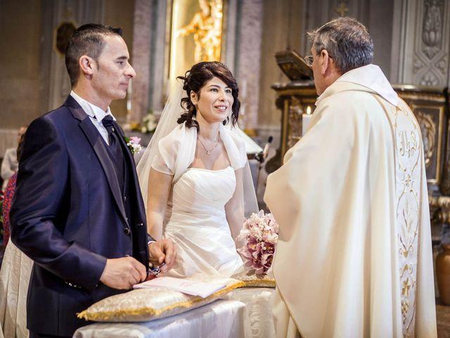 Il matrimonio di Andrea e Monica a Inzago, Milano 50