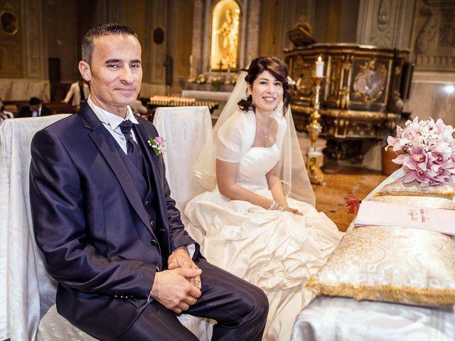 Il matrimonio di Andrea e Monica a Inzago, Milano 51