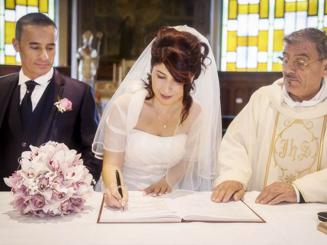 Il matrimonio di Andrea e Monica a Inzago, Milano 53